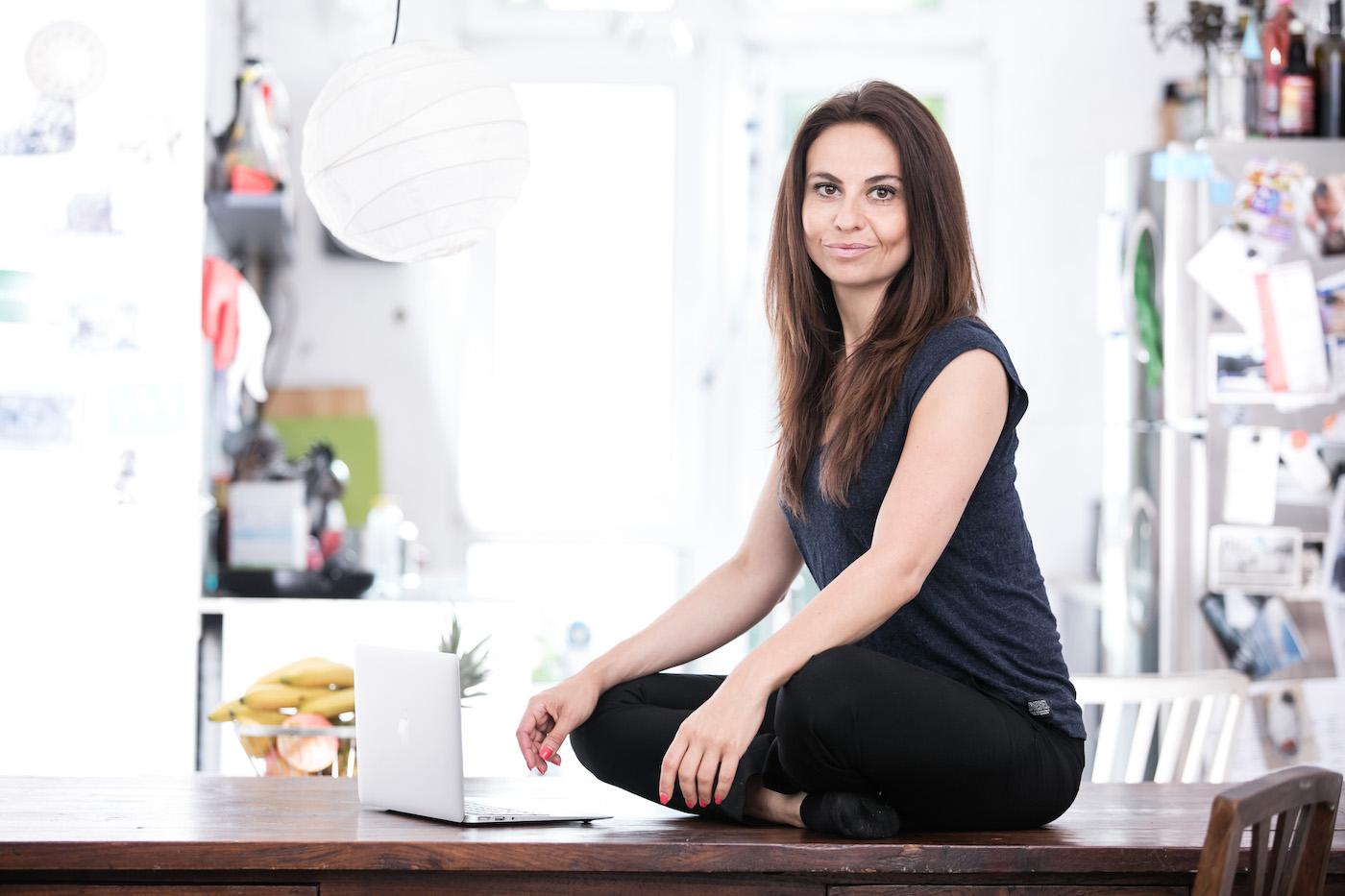 Ernährungsberater Berlin Portrait Manager berufstätig keine zeit tschernigow