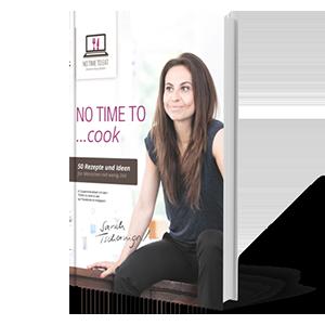 eBook No Time To Cook Sarah Tschernigow