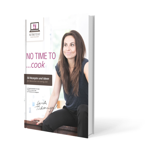 No Time To Cook eBook